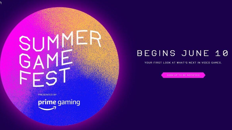 Summer Game Fest 2021 prepara su Kickoff Live: fecha, hora y todo lo que se va a presentar