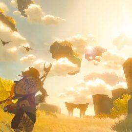 E3 2021: Nintendo sorprendió a todos con la secuela de The Legend of Zelda: Breath of the Wild