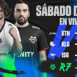 LLA: Isurus y Furious Gaming se enfrentan en clásico argentino