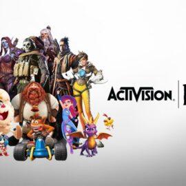 Activision Blizzard es demandada por acoso sistemático