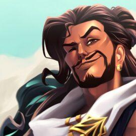 Akshan llega con la versión 2.4 de League of Legends: Wild Rift