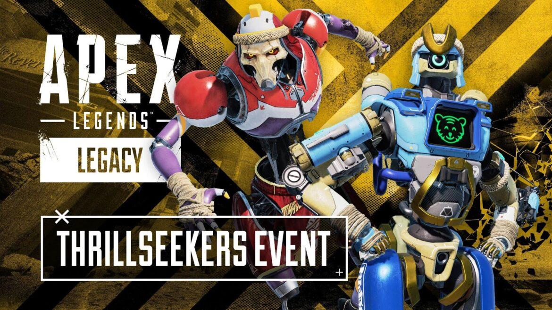 Cómo será Thrillseekers, el nuevo evento de Apex Legends