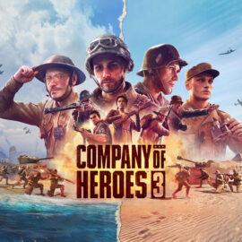 Company of Heroes 3, el juego de estrategia de la Segunda Guerra Mundial, tiene fecha confirmada