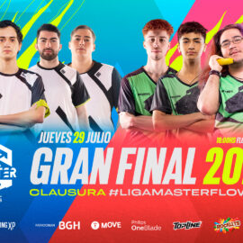 Liga Master Flow: Globant Emerald y Savage Esports se preparan para la gran final