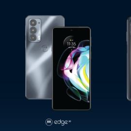 Lanzamiento de Motorola: cómo son los nuevos edge 20, edge 20 Pro y edge 20 lite