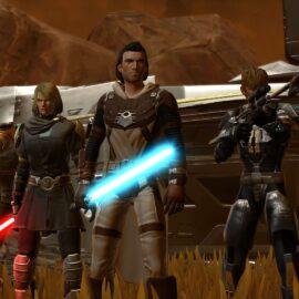 Star Wars: The Old Republic recibirá una actualización gratuita centrada en los Siths