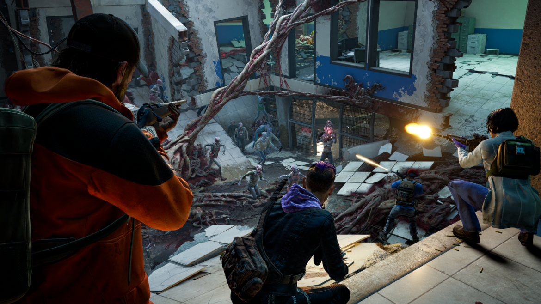 Back 4 Blood presentó nuevo tráiler para PC