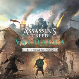 El Asedio de París, lo nuevo de Assassin's Creed Valhalla, tiene fecha confirmada