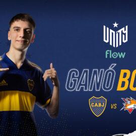Unity League Flow: Boca Juniors y River Plate lideran en sus grupos