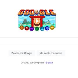 Google lanzó un RPG para celebrar los Juegos Olímpicos de Tokio
