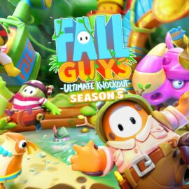 Fall Guys reveló la temática de la Temporada 5: Jungle Adventure