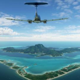 Microsoft Flight Simulator: cuánto espacio ocupará en Xbox Series X/S