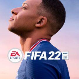 EA Sports reveló la portada de FIFA 22 con Kylian Mbappé como figura