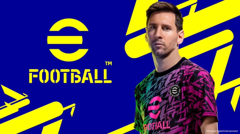 El nuevo PES cambia de nombre: eFootball llegará en formato free to play