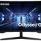 Samsung lanzó su nuevo monitor gamer Odyssey G5