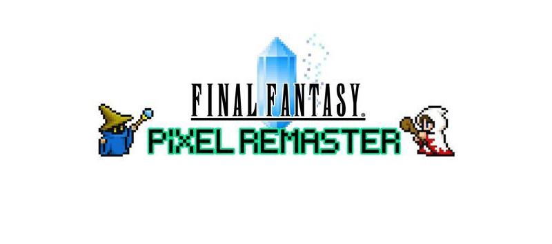 La versión mobile de Final Fantasy: Pixel Remaster tiene fecha confirmada