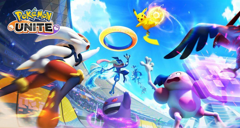 Pokémon Unite, lo nuevo de Nintendo, tiene fecha confirmada en la Switch