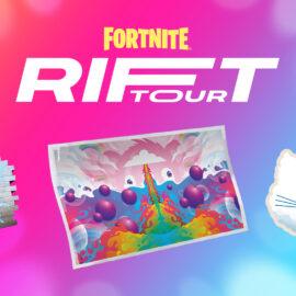Fortnite presentó la experiencia musicaldel Rift Tour: ¿Llegará con Ariana Grande?