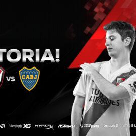 River Plate extendió su paternidad frente a Boca Juniors en el Superclásico de LoL