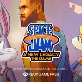 Lebron James y Bugs Bunny llegaron a Xbox Game Pass