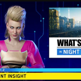 El nuevo patch de Cyberpunk 2077 tendrá ajustes del gameplay