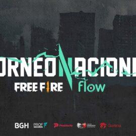 Los Torneos Nacionales Flow de Free Fire entraron en su etapa decisiva