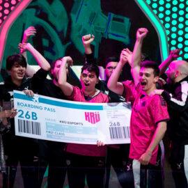 VALORANT: KRÜ Esports volvió a festejar un título en LATAM