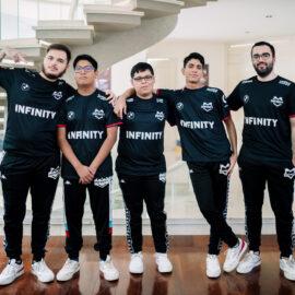 Liga Latinoamérica: INFINITY dominó también en los premios Clausura