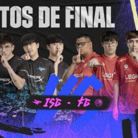 Liga Latinoamérica: Isurus y Furious Gaming se enfrentan para definir un semifinalista
