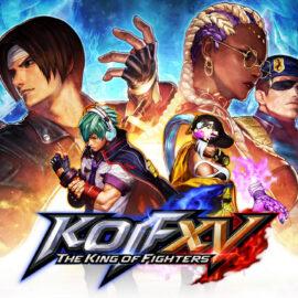 The King of Fighters XVanunció su regreso en Gamescom 2021