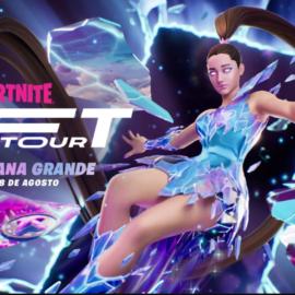 Ariana Grande llega a Fortnite: fechas y horarios del show virtual Rift Tour