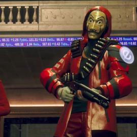 La Casa de Papel ingresa en el mundo de Watch Dogs: Legion en un crossover especial