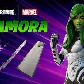 Gamora se une a Fortnite el próximo 19 de agosto