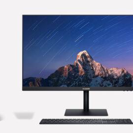 MateStation S: cómo es la nueva computadora de Huawei