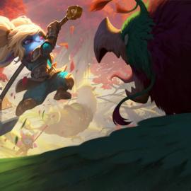 Legends of Runeterra presentó a Poppy: qué características tiene la nueva campeona