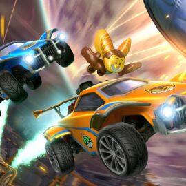 Ratchet & Clank hacen su debut en Rocket League