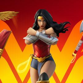 Fortnite introduce a Wonder Woman: cuándo llega y cómo conseguirla