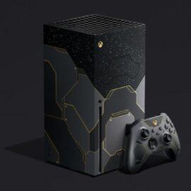 Xbox Series X Halo Infinite Special Edition llega a las tiendas