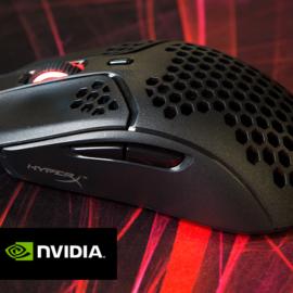 HyperX Pulsefire anuncia su vínculo con NVIDIA