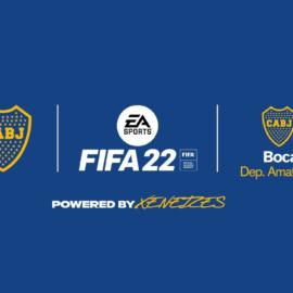 Boca Juniors confirmó su regreso a FIFA 22