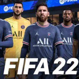 FIFA 22 reveló los requisitos mínimos y recomendados para jugarlo en PC