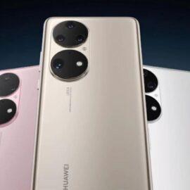 Huawei tendría fecha de lanzamiento global para el P50
