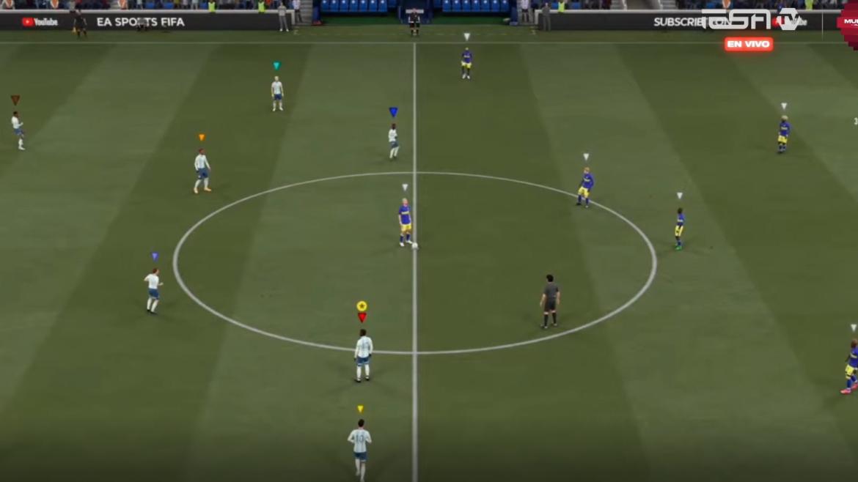 La Selección Argentina de IESA vuelve a festejar un campeonato mundial de FIFA 21
