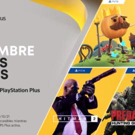 PlayStation Plus reveló los tres juegos gratuitos de septiembre