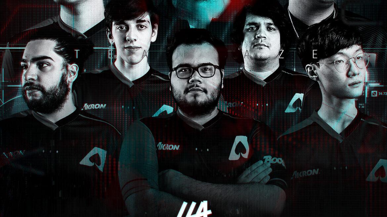 Team Aze venció a Globant Emerald Team y cumplirá su sueño de jugar la LLA 2022