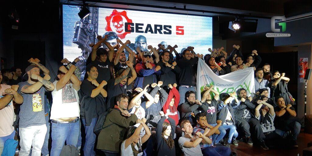 Xbox Game Pass Ultimate y Gears 5 hicieron su presentación en Argentina