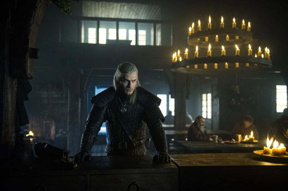 Netflix lanzó nuevas imágenes de The Witcher