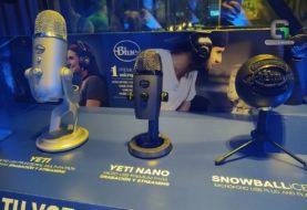 De la mano de Logitech, Blue Microphones desembarcó en Argentina con sus micrófonos para streamers