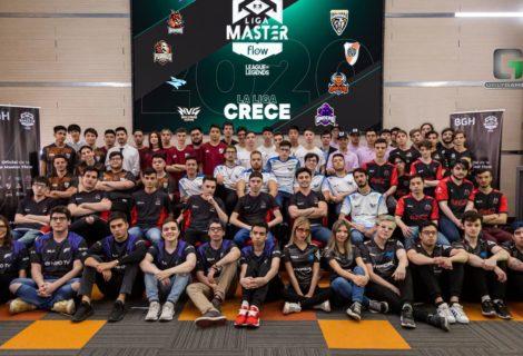 ¿Qué se puede esperar de los equipos de la Liga Master Flow?