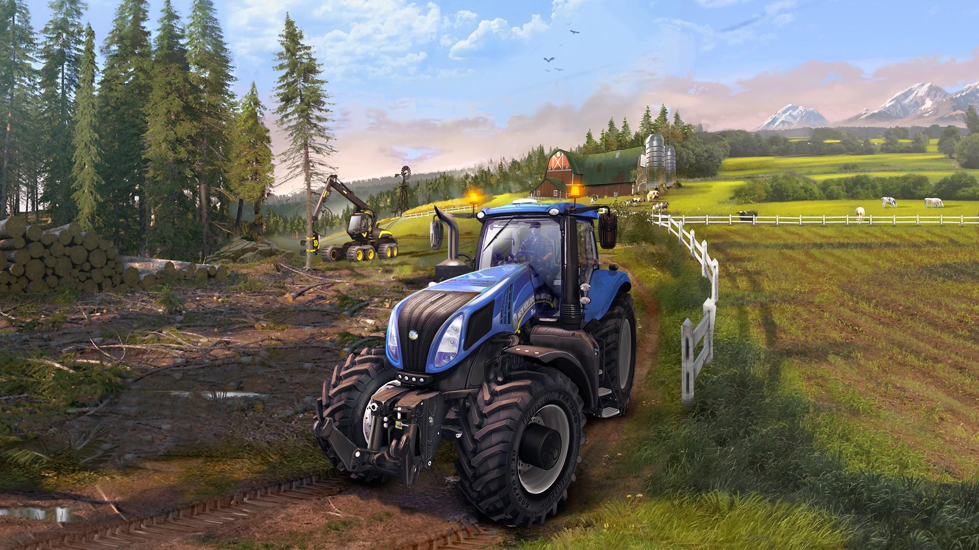 Los esports llegaron a la agricultura: comienza la Farming Simulator League
